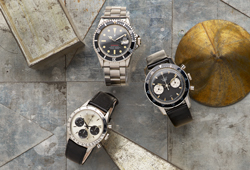 Important Timepieces 600