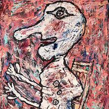 Jean Dubuffet såld för 12,3 miljoner kr - men mattorna överraskade