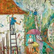 Anonymous 100-year-old donates a work by Sven X:et Erixson to Moderna Museet
