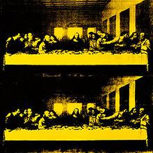 "Dyraste verket i Sveriges historia – Warhols ""Last Supper"""