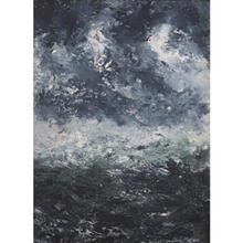 Nyupptäckt målning av August Strindberg
