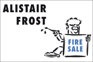 Alistair Frost Fire Sale H040