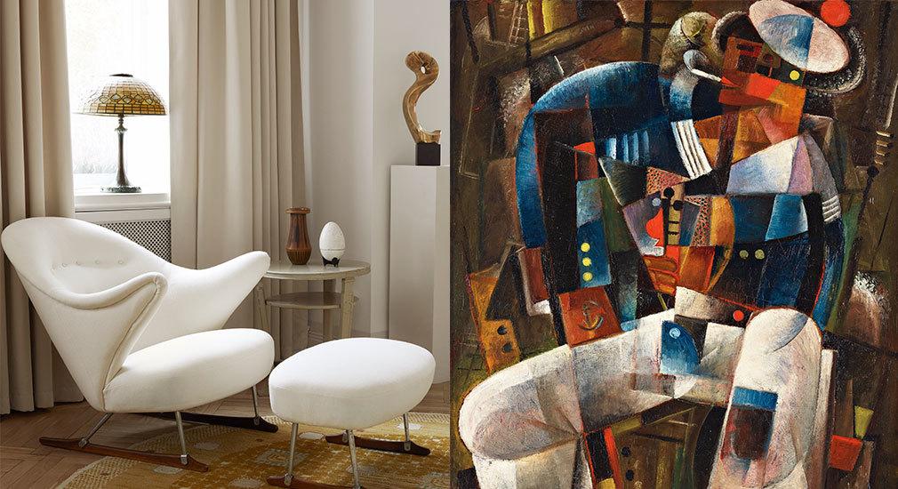 Modern Art + Design