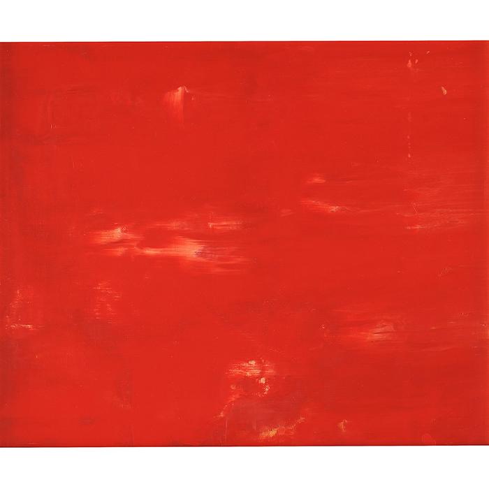 """Ola Billgren, """"Studie i rött V"""""""