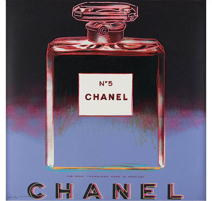 "Andy Warhol ""Chanel"""