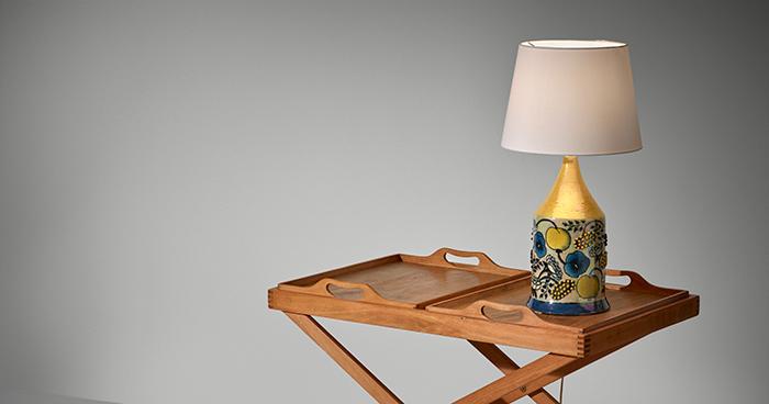 Birger Kaipiainen, table lamp