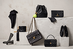 Chanel – bags and accessories E155