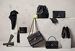 Chanel – väskor och accessoarer E155