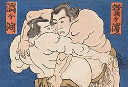 Sumo, Sport, Ritual and Art E164