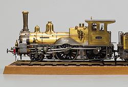 Gunnar Ericssons tågsamling E207