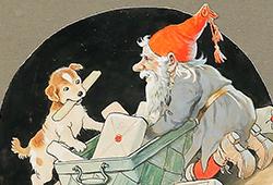 Julönskningar E220