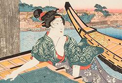 Japanese Woodcuts E237