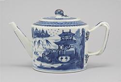 Chinese Teapots E246