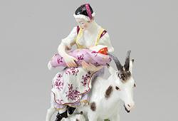 Samson porcelain figurines E259