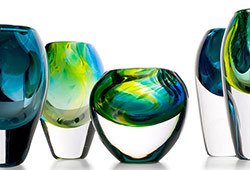 Contemporary Glass Art by Sini Majuri E326