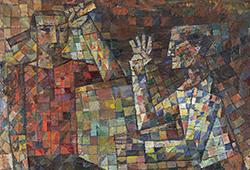 Icke-konformistisk konst i Sovjet – Hans Björkegrens samling E369