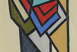 Arne Ödberg – cubist and concretist E393