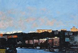 Kalle Berggren – Cityscapes E414