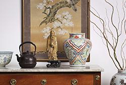 Asian decorative sale E519