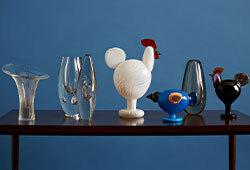 Finnish Art Glass – Property of a Swedish Collector E540