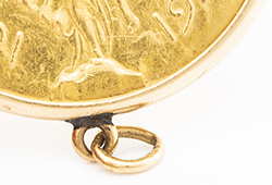 Guldmynt från Öst till väst E596