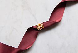 Jewels for the autumn season E602