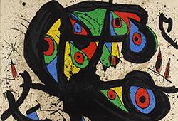 Joan Miró E607