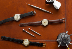 Curated Timepieces – August E775