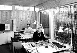 Airi Snellman-Hänninen & Olavi Hänninen – en privat samling E777